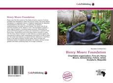 Copertina di Henry Moore Foundation