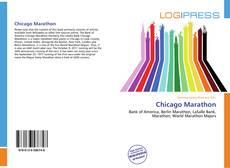 Portada del libro de Chicago Marathon