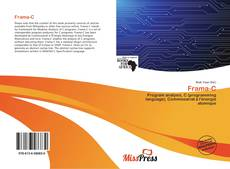 Bookcover of Frama-C