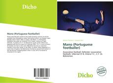 Bookcover of Mano (Portuguese footballer)