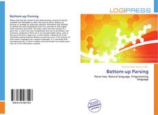 Couverture de Bottom-up Parsing
