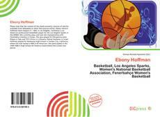 Bookcover of Ebony Hoffman