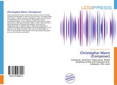 Обложка Christopher Mann (Composer)