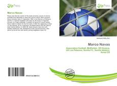 Bookcover of Marco Navas