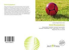 Emil Kostadinov kitap kapağı