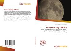 Couverture de Lunar Roving Vehicle