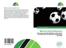 Bookcover of Marcos García Barreno