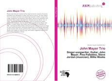 Buchcover von John Mayer Trio