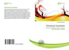 Portada del libro de Cheilosia Variabilis