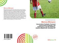 Marcos Márquez kitap kapağı