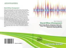 Portada del libro de David Wise (Composer)