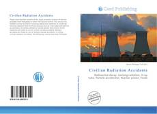 Buchcover von Civilian Radiation Accidents