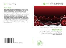 Bookcover of Mark Walk