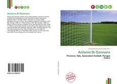 Portada del libro de Antonio Di Gennaro