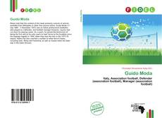 Bookcover of Guido Moda