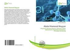Bookcover of Abdul Hameed Nayyar