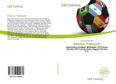 Bookcover of Dimitar Telkiyski
