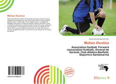 Bookcover of Matías Alustiza