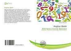 Bookcover of Asghar Qadir