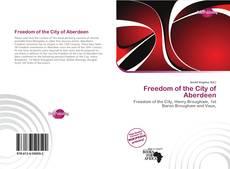 Borítókép a  Freedom of the City of Aberdeen - hoz