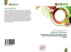 Обложка Johnny Whitney
