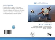 Capa do livro de Murat Gomleshko