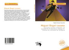 Bookcover of Miguel Ángel Lozano