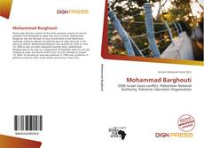 Bookcover of Mohammad Barghouti
