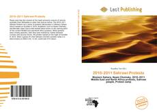 Bookcover of 2010–2011 Sahrawi Protests