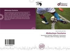 Обложка Abdoulaye Soulama