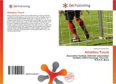Amadou Touré kitap kapağı