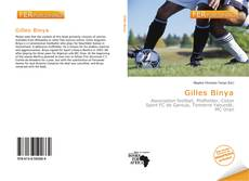 Bookcover of Gilles Binya