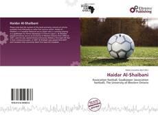 Bookcover of Haidar Al-Shaïbani
