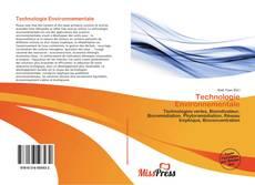 Обложка Technologie Environnementale