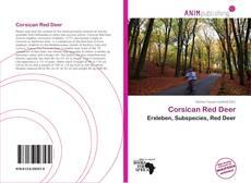 Bookcover of Corsican Red Deer