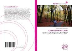Buchcover von Corsican Red Deer