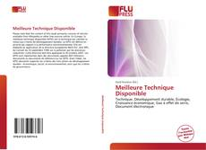 Bookcover of Meilleure Technique Disponible