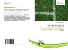 Football Alliance的封面