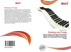 Hedwig von Trapp的封面