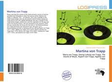 Bookcover of Martina von Trapp