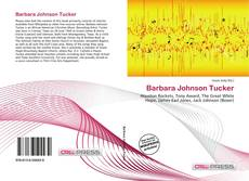 Bookcover of Barbara Johnson Tucker