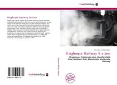 Bookcover of Brighouse Railway Station