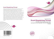 Bookcover of Event Dispatching Thread