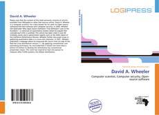 Bookcover of David A. Wheeler