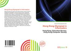 Couverture de Hong Kong Olympiad in Informatics