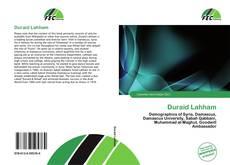 Couverture de Duraid Lahham