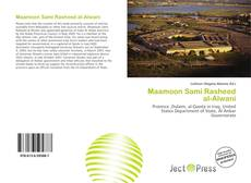 Bookcover of Maamoon Sami Rasheed al-Alwani