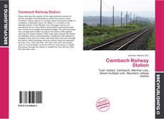 Обложка Cwmbach Railway Station