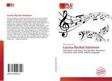 Capa do livro de Louisa Rachel Solomon
