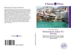 Portada del libro de Mohammed Adam El-Sheikh